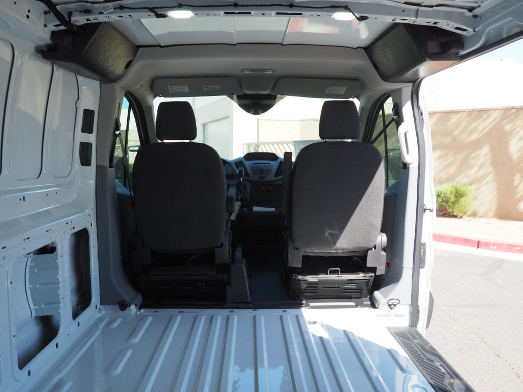 2018 Transit 150 Low Roof,  Empty Cargo Van #180587 - photo 2