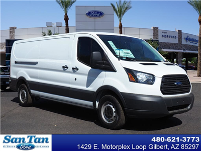 2018 Transit 150 Low Roof,  Empty Cargo Van #180587 - photo 1