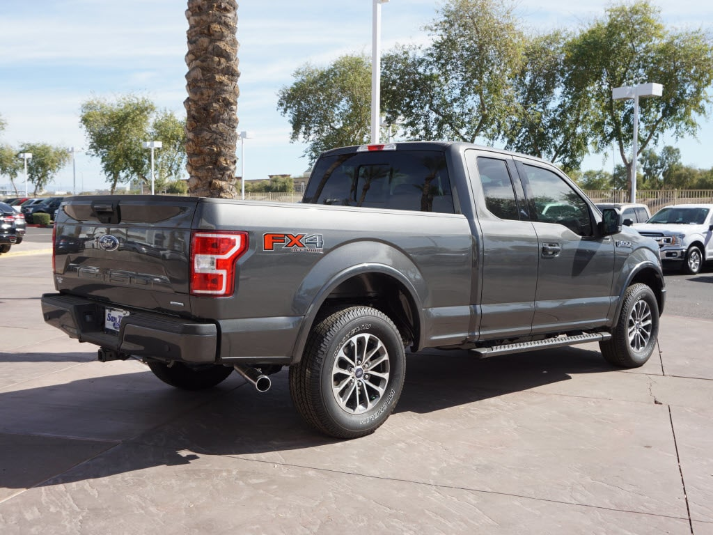 2018 F-150 Super Cab 4x4,  Pickup #180742 - photo 2