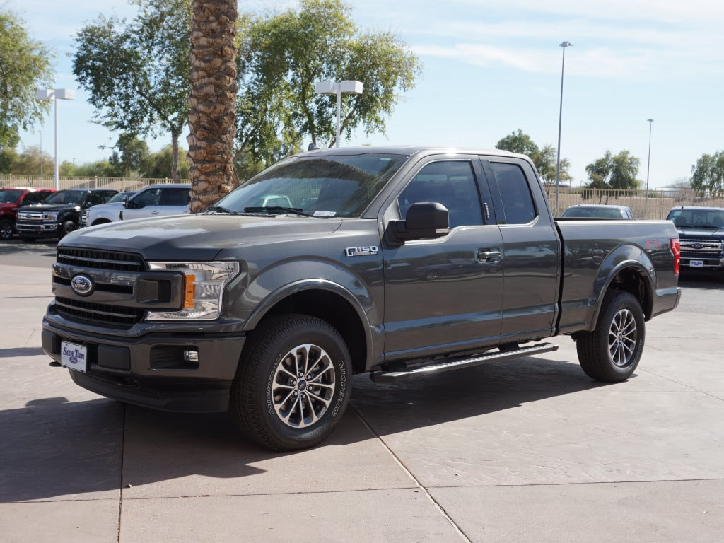 2018 F-150 Super Cab 4x4,  Pickup #180742 - photo 6