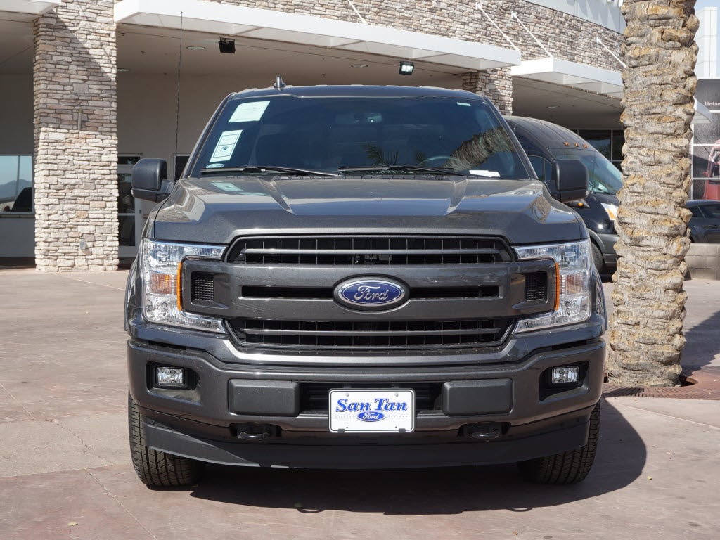 2018 F-150 Super Cab 4x4,  Pickup #180742 - photo 7