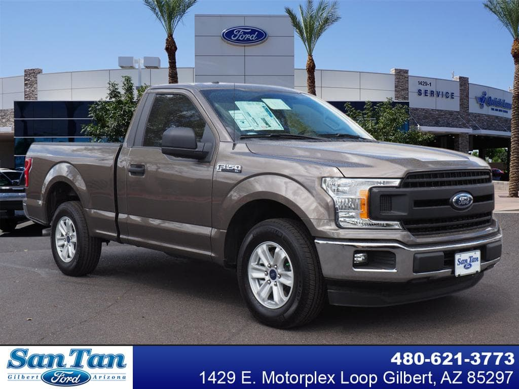 2018 F-150 Regular Cab 4x2,  Pickup #181022 - photo 1