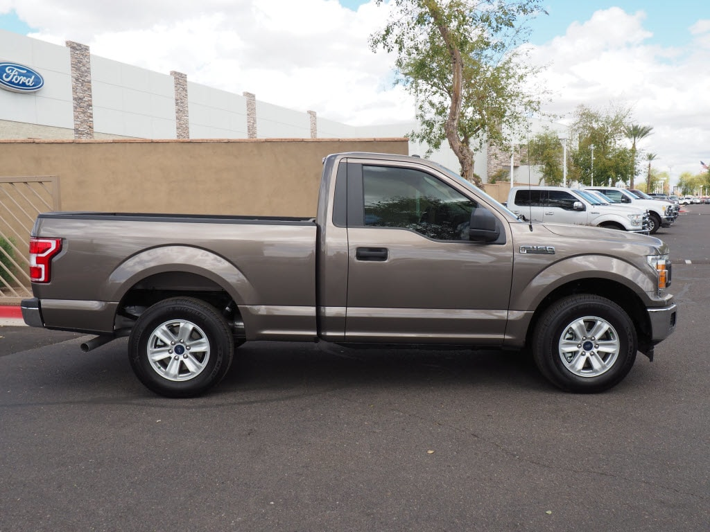 2018 F-150 Regular Cab 4x2,  Pickup #181022 - photo 4