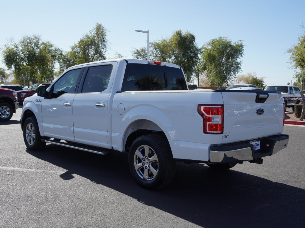 2018 F-150 SuperCrew Cab 4x2,  Pickup #181098 - photo 5