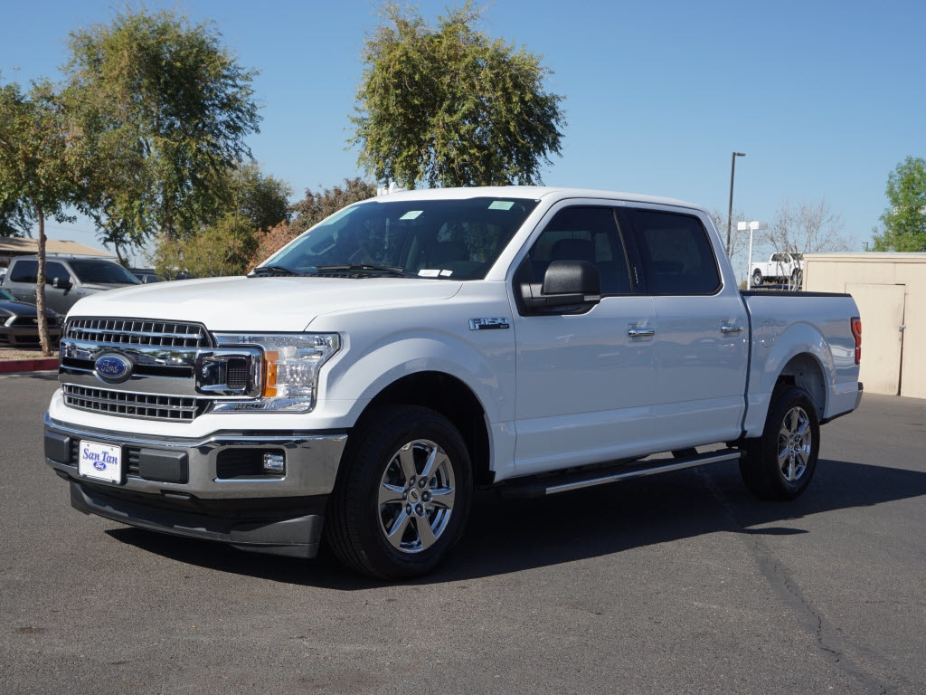 2018 F-150 SuperCrew Cab 4x2,  Pickup #181098 - photo 6
