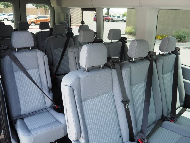 2018 Transit 350 HD High Roof DRW 4x2,  Passenger Wagon #181273 - photo 10