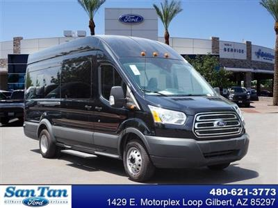 2018 Transit 350 HD High Roof DRW 4x2,  Passenger Wagon #181273 - photo 1