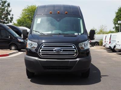 2018 Transit 350 HD High Roof DRW 4x2,  Passenger Wagon #181273 - photo 3