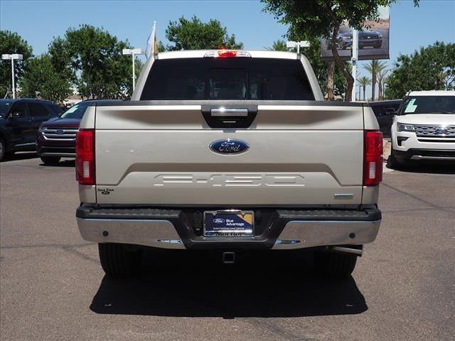 2018 F-150 SuperCrew Cab 4x2,  Pickup #181780 - photo 5