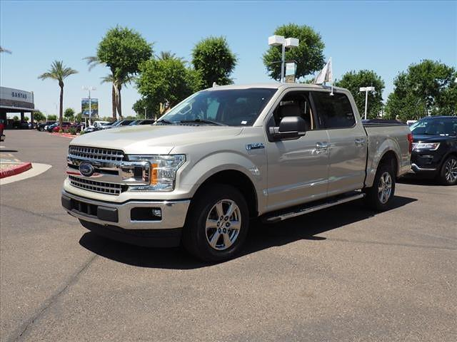 2018 F-150 SuperCrew Cab 4x2,  Pickup #181780 - photo 8