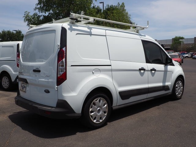 2018 Transit Connect 4x2,  Weather Guard General Service Upfitted Cargo Van #181822 - photo 5