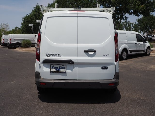 2018 Transit Connect 4x2,  Weather Guard General Service Upfitted Cargo Van #181822 - photo 6