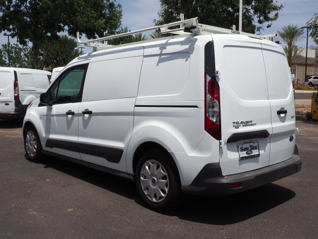 2018 Transit Connect 4x2,  Weather Guard General Service Upfitted Cargo Van #181822 - photo 7