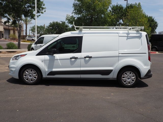 2018 Transit Connect 4x2,  Weather Guard General Service Upfitted Cargo Van #181822 - photo 8