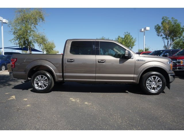 2018 F-150 SuperCrew Cab 4x2,  Pickup #182112 - photo 4