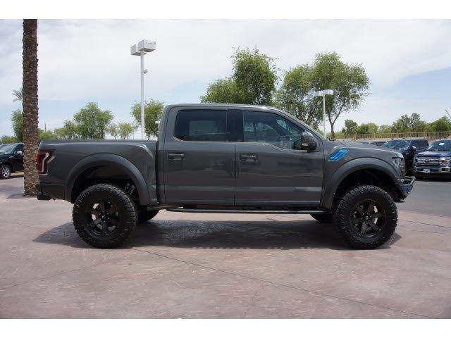 2018 F-150 SuperCrew Cab 4x4,  Pickup #182132 - photo 3