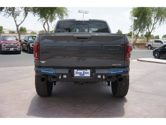 2018 F-150 SuperCrew Cab 4x4,  Pickup #182132 - photo 4