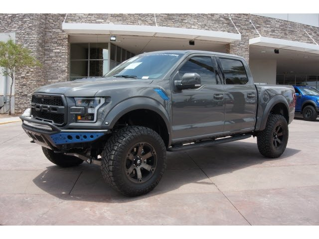 2018 F-150 SuperCrew Cab 4x4,  Pickup #182132 - photo 6