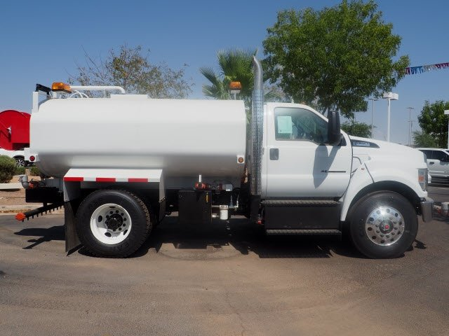 2018 F-750 Regular Cab DRW 4x2,  Maverick Equipment Water Truck #182227 - photo 4