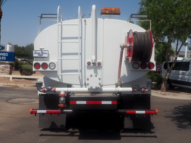 2018 F-750 Regular Cab DRW 4x2,  Maverick Equipment Water Truck #182227 - photo 5