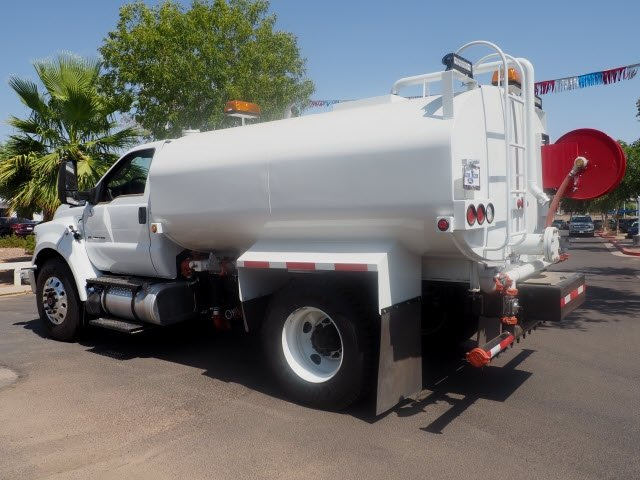 2018 F-750 Regular Cab DRW 4x2,  Maverick Equipment Water Truck #182227 - photo 6