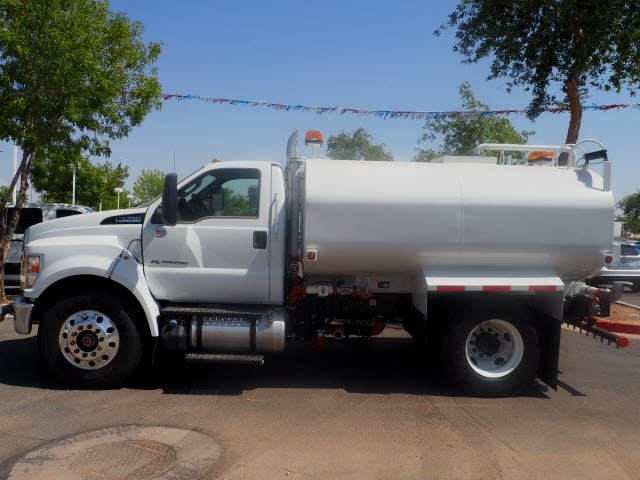 2018 F-750 Regular Cab DRW 4x2,  Maverick Equipment Water Truck #182227 - photo 7