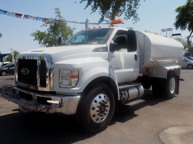 2018 F-750 Regular Cab DRW 4x2,  Maverick Equipment Water Truck #182227 - photo 8