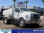 2018 F-750 Regular Cab DRW 4x2,  Maverick Equipment Water Truck #182227 - photo 1