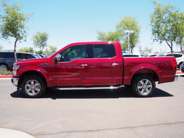 2018 F-150 SuperCrew Cab 4x2,  Pickup #182767 - photo 5