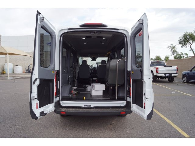 2018 Transit 150 Med Roof 4x2,  TransitWorks Mobility #182805 - photo 2