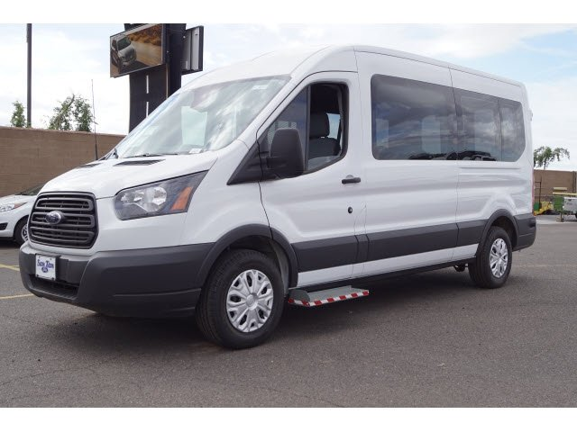 2018 Transit 150 Med Roof 4x2,  TransitWorks Mobility #182805 - photo 1