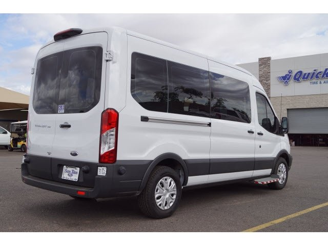 2018 Transit 150 Med Roof 4x2,  TransitWorks Mobility #182805 - photo 8