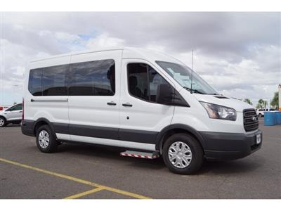 2018 Transit 150 Med Roof 4x2,  TransitWorks Mobility #182805 - photo 3