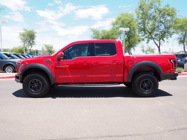 2018 F-150 SuperCrew Cab 4x4,  Pickup #182858 - photo 7