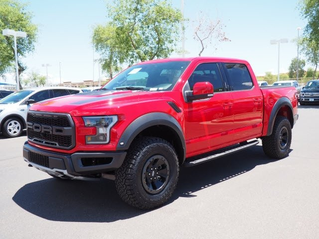 2018 F-150 SuperCrew Cab 4x4,  Pickup #182858 - photo 8