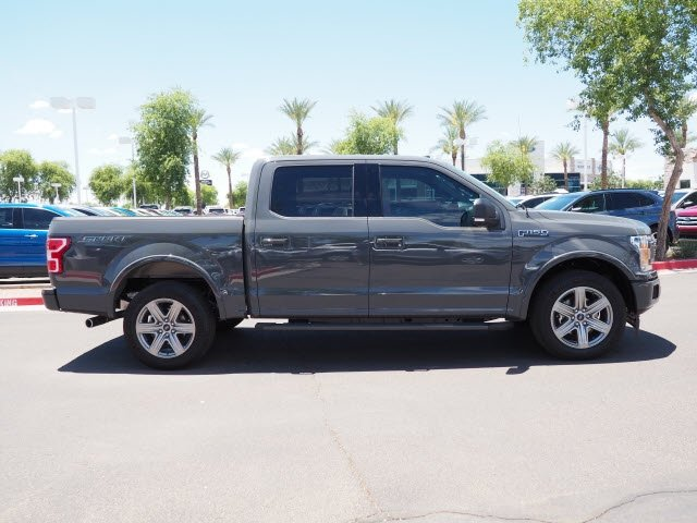 2018 F-150 SuperCrew Cab 4x2,  Pickup #182901 - photo 4