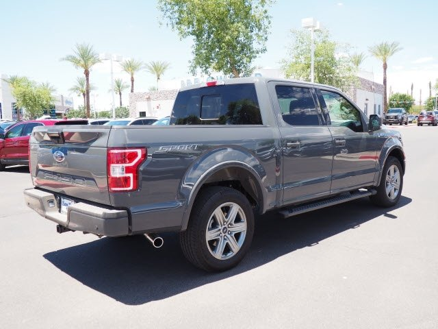 2018 F-150 SuperCrew Cab 4x2,  Pickup #182901 - photo 2