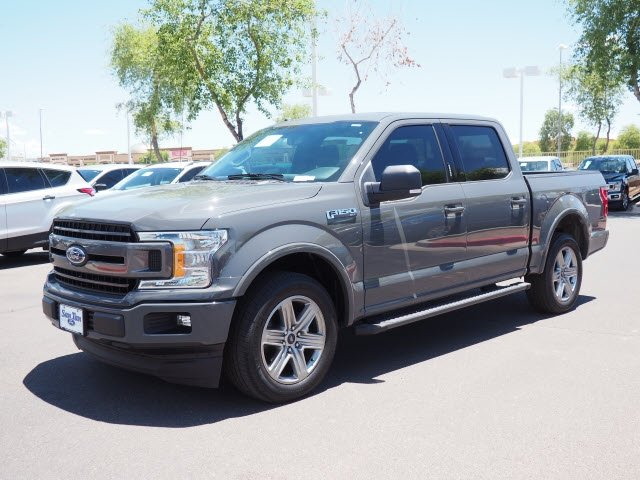 2018 F-150 SuperCrew Cab 4x2,  Pickup #182901 - photo 8