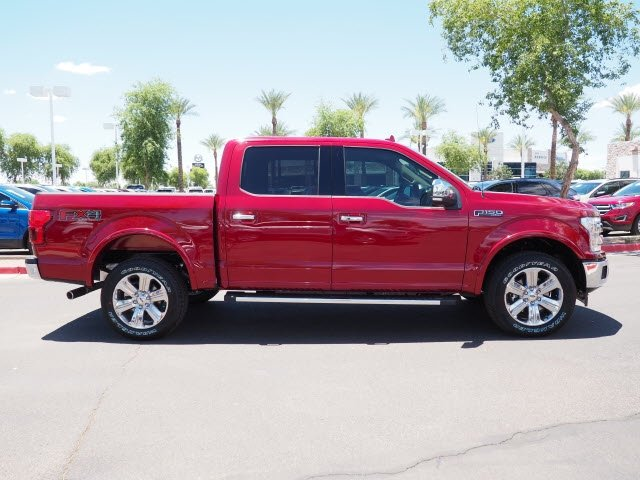 2018 F-150 SuperCrew Cab 4x4,  Pickup #182904 - photo 4