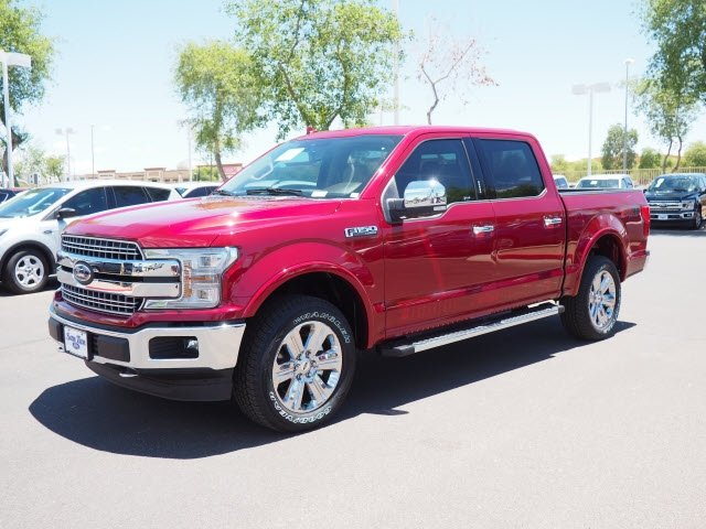 2018 F-150 SuperCrew Cab 4x4,  Pickup #182904 - photo 8
