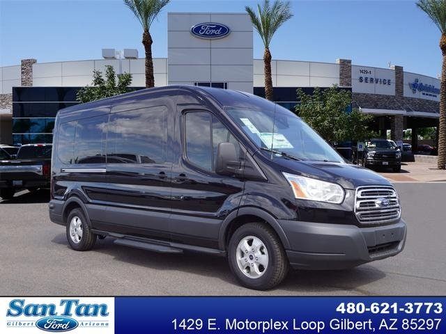 2018 Transit 350 Med Roof 4x2,  Passenger Wagon #182941 - photo 3