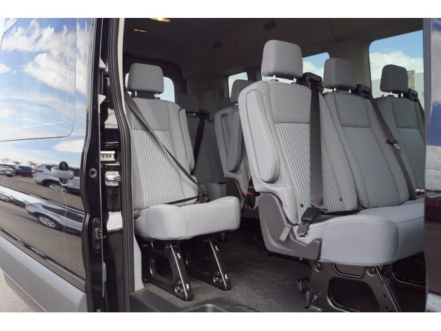 2018 Transit 350 Med Roof 4x2,  Passenger Wagon #182941 - photo 10