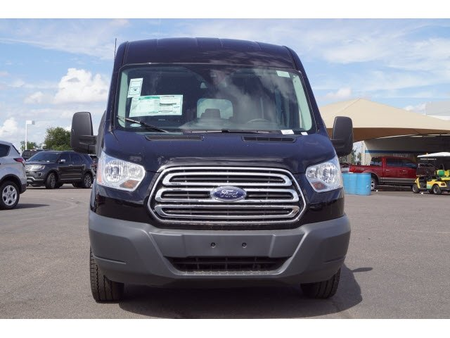 2018 Transit 350 Med Roof 4x2,  Passenger Wagon #182941 - photo 4