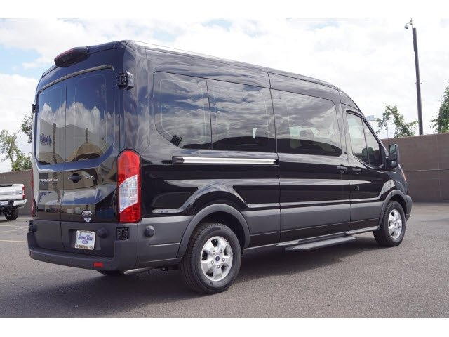 2018 Transit 350 Med Roof 4x2,  Passenger Wagon #182941 - photo 7