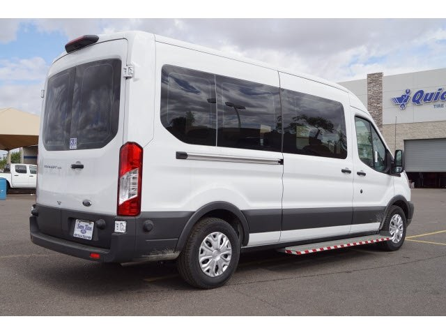 2018 Transit 350 Med Roof 4x2,  Passenger Wagon #182984 - photo 7