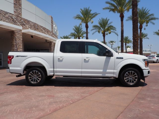 2018 F-150 SuperCrew Cab 4x2,  Pickup #183052 - photo 4