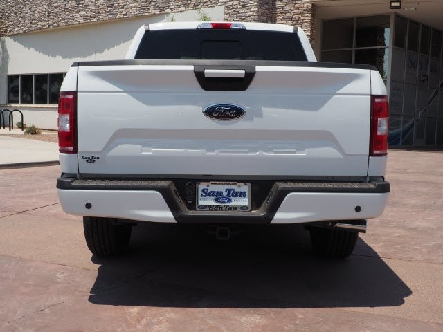 2018 F-150 SuperCrew Cab 4x2,  Pickup #183052 - photo 5