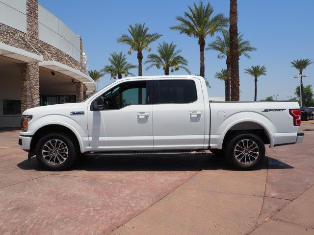 2018 F-150 SuperCrew Cab 4x2,  Pickup #183052 - photo 7