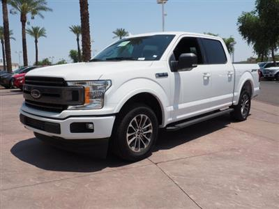 2018 F-150 SuperCrew Cab 4x2,  Pickup #183052 - photo 8