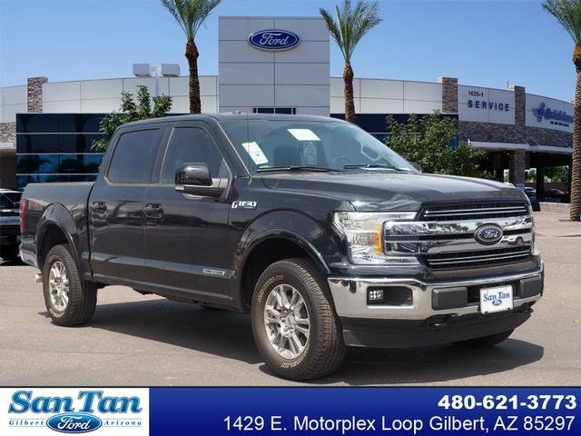 2018 F-150 SuperCrew Cab 4x4,  Pickup #183081 - photo 1